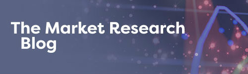 The Market Research Blog masthead
